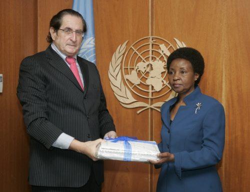 Paz y Cooperación en Naciones Unidas