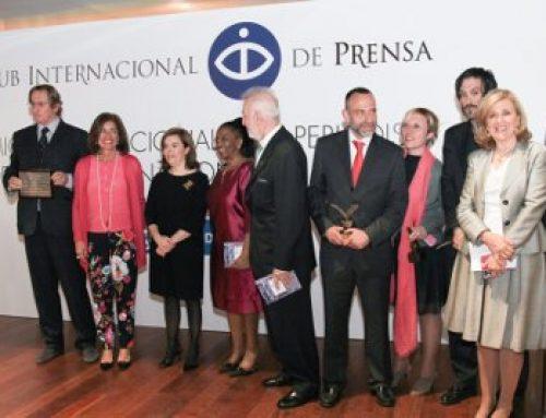 Joaquin Antuña Recibe el premio Cooperación 2013