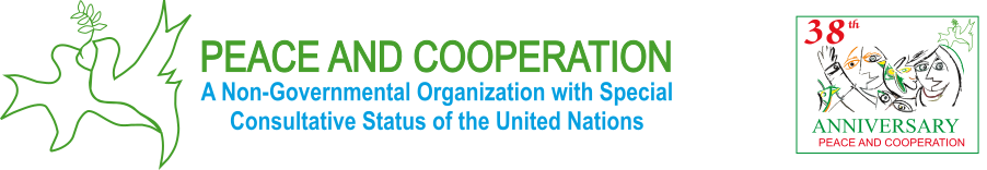 Peace and Cooperation Logo
