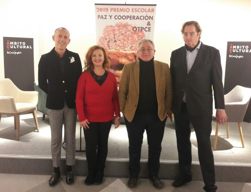 "Exhibition ""Students of the World against Nuclear Tests"" in Alicante"