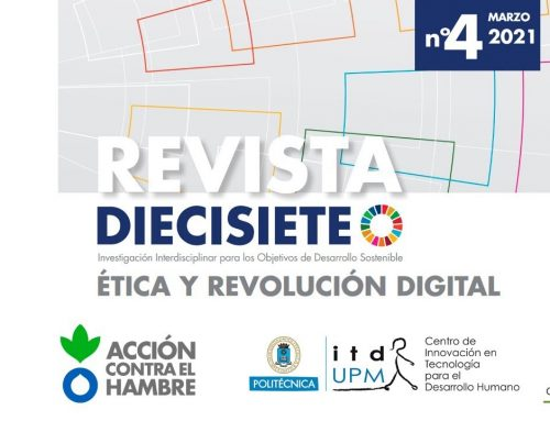 Ethics and Digital Revolution: Presentation of the 4th Monographic of Diecisiete magazine