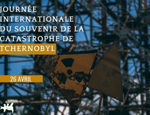 Journée internationale du souvenir de la catastrophe de Tchernobyl