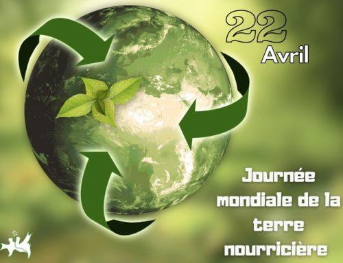 JOURNÉE MONDIALE DE LA TERRE NOURRICIÈRE