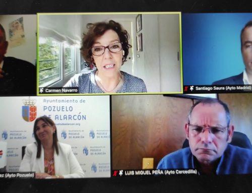 La Fundación Paz y Cooperación ha asistido a la Jornada «los ODS en los municipios madrileños. Avances a nivel local»